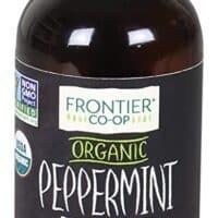 Frontier Peppermint Flavor Organic