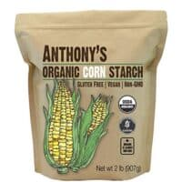 Anthony's Organic Cornstarch