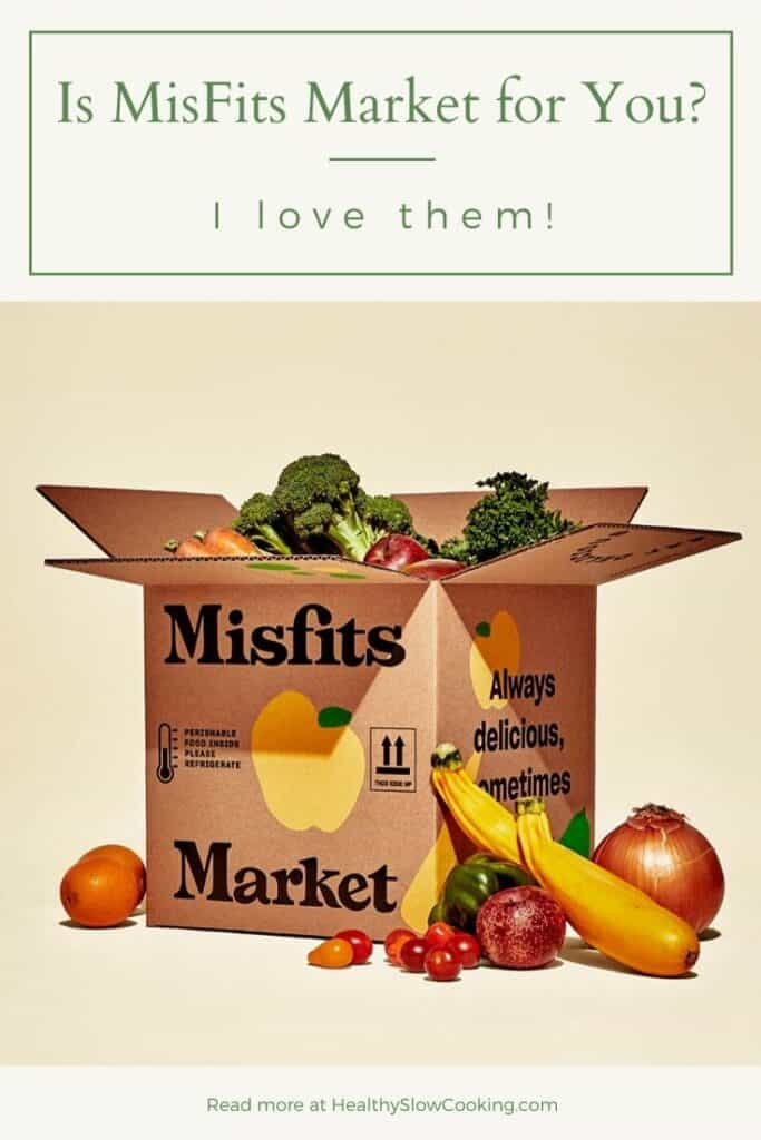 Are Ugly Produce Boxes for You?