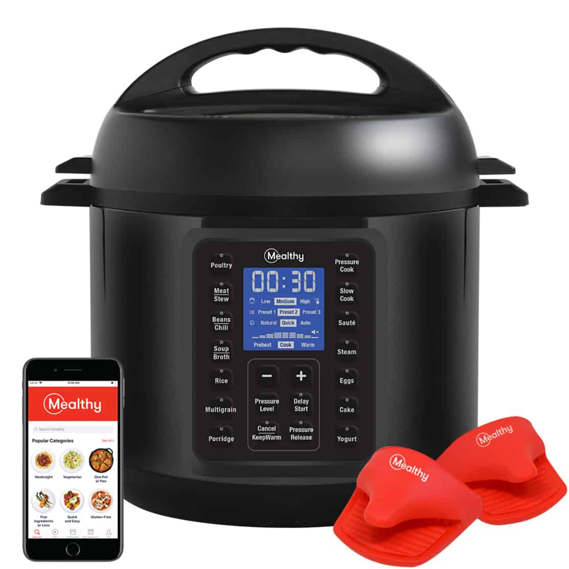 Mealthy MultiPot 2.0 - Mealthy.com